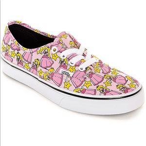 Vans Nintendo Princess Peach 7 1/2